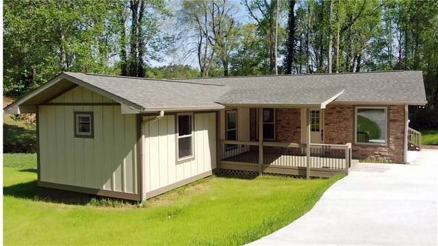 209 Thomas Heights Circle, Seneca, SC 29678 (MLS #20237183) :: The Powell Group