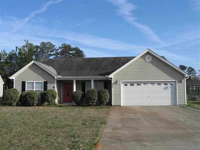 654 Hunters Lane, Anderson, SC 29625 (MLS #20237190) :: The Powell Group