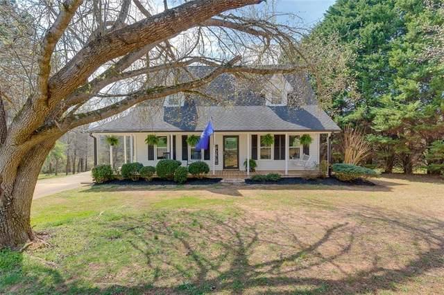 111 Ridgemont Court, Easley, SC 29642 (MLS #20237203) :: Les Walden Real Estate