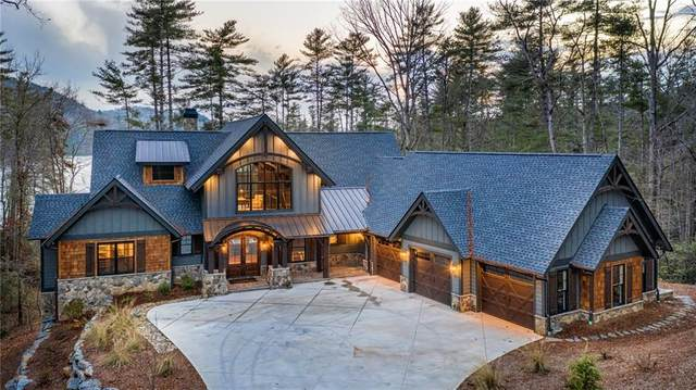 210 Waterlake Drive, Sunset, SC 29685 (MLS #20237224) :: The Powell Group