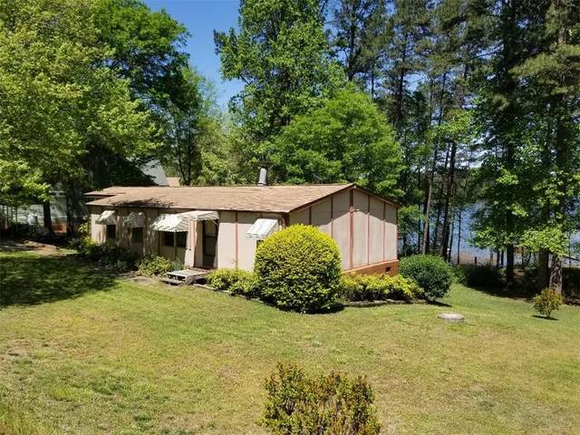 256 Webb Heights Circle, Seneca, SC 29678 (MLS #20237235) :: Les Walden Real Estate