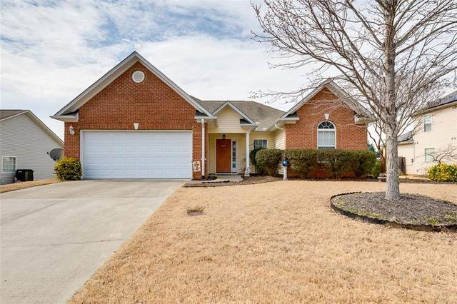 405 Spirit Mountain Lane, Easley, SC 29642 (#20237239) :: The Robby Brady Team