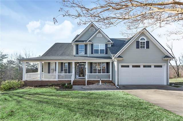 207 Long View Court, Pickens, SC 29671 (MLS #20237254) :: The Powell Group