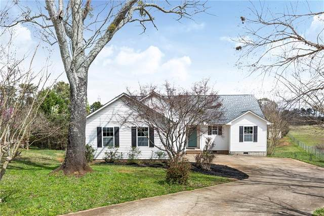 304 Chateau Road, Anderson, SC 29625 (MLS #20237279) :: The Powell Group