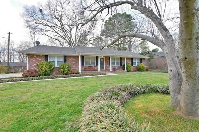 103 Northgate Drive, Anderson, SC 29625 (MLS #20237293) :: Les Walden Real Estate