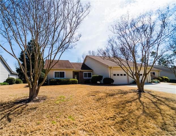 213 S Woodgreen Way, Greenville, SC 29615 (MLS #20237340) :: Les Walden Real Estate