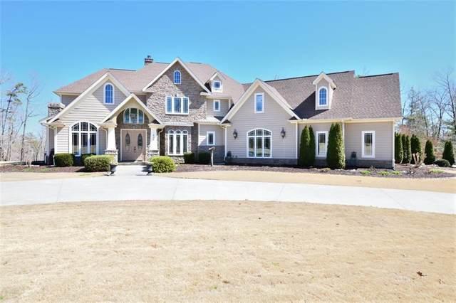 520 Sixteenth Circle, Walhalla, SC 29691 (MLS #20237344) :: Les Walden Real Estate