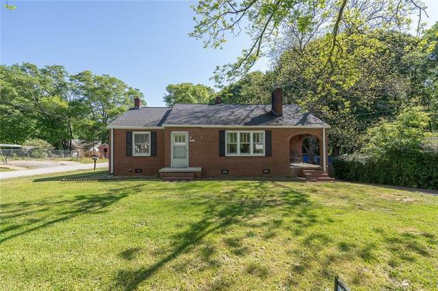 1534 W Parker Road, Greenville, SC 29617 (MLS #20237468) :: The Powell Group