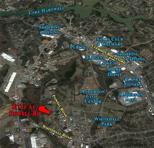 000 Powell Road, Anderson, SC 29625 (#20237483) :: J. Michael Manley Team