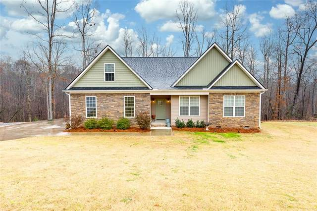 4 Anastasia Court, Easley, SC 29642 (MLS #20237486) :: The Powell Group