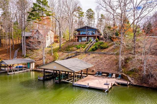 257 Jumping Branch Road, Tamassee, SC 29686 (#20237513) :: Expert Real Estate Team