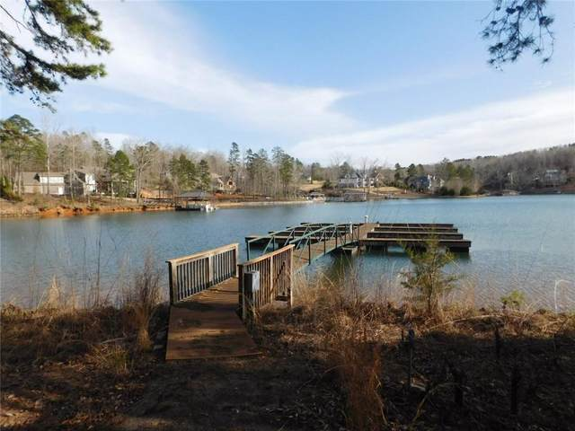 Lot 14 Waterford Ridge-Willow Wood Court, Seneca, SC 29672 (#20237530) :: The Robby Brady Team