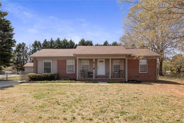108 Webster, Starr, SC 29684 (#20237544) :: The Robby Brady Team