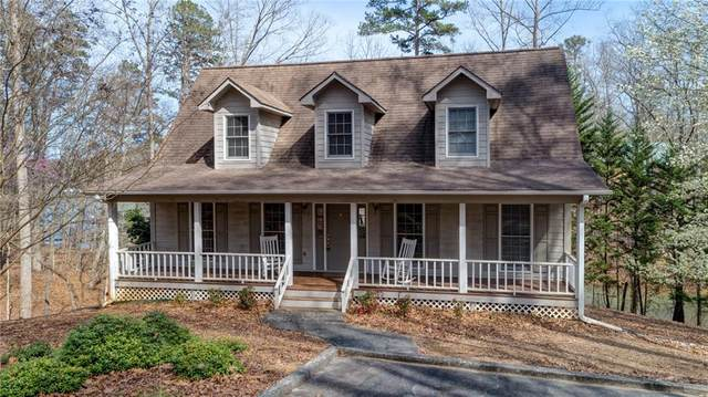 190 Rue St Joan, Lavonia, GA 30553 (MLS #20237556) :: Lake Life Realty