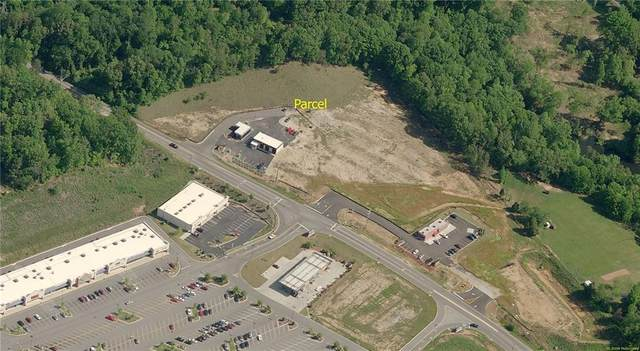 Lot 6 Eighteen Mile Road, Central, SC 29630 (MLS #20237562) :: Les Walden Real Estate