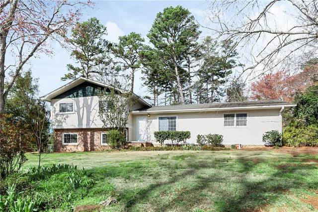 1842 Sequoya Way, Seneca, SC 29672 (MLS #20237609) :: The Powell Group