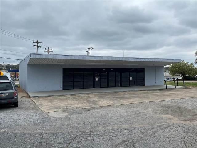 3901 Liberty Highway, Anderson, SC 29621 (MLS #20237637) :: Tri-County Properties at KW Lake Region