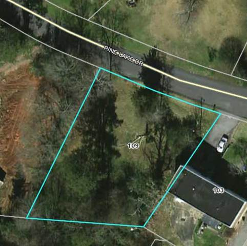 109 Pine Lake Drive, Central, SC 29630 (MLS #20237639) :: The Powell Group