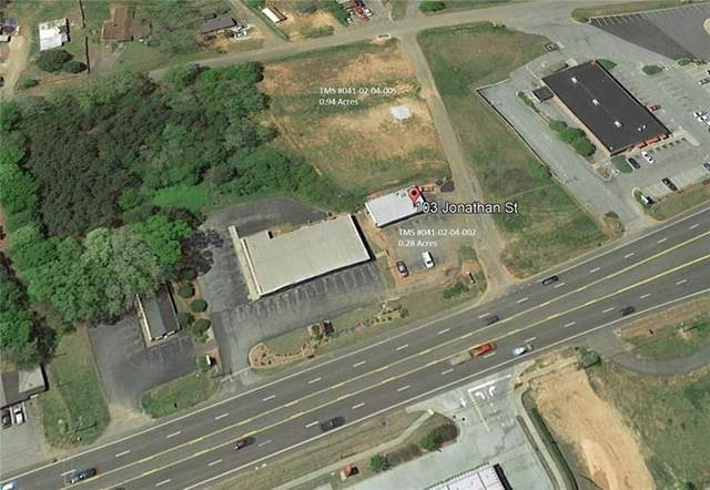 103 Jonathan Street, Pendleton, SC 29670 (MLS #20237653) :: Lake Life Realty