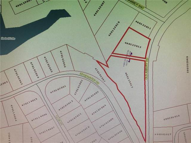 0 Old Asbury Road, Anderson, SC 29625 (MLS #20237664) :: Lake Life Realty