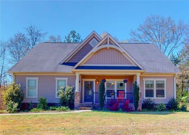 350 Booker Springs Road, Clemson, SC 29631 (MLS #20237674) :: The Powell Group