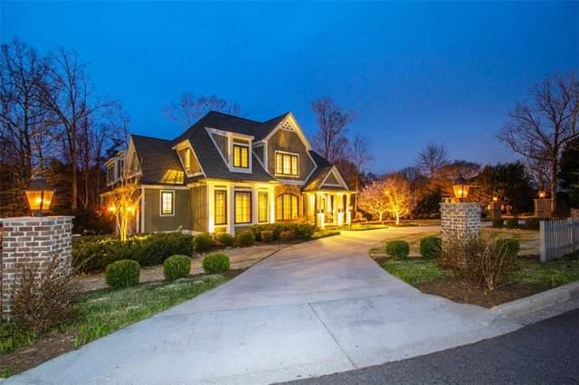 103 Arden Chase, Anderson, SC 29621 (MLS #20237678) :: Les Walden Real Estate