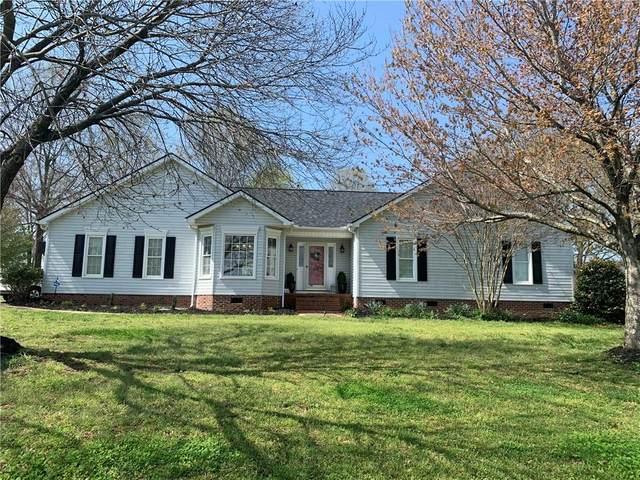100 Tara Drive, Easley, SC 29642 (MLS #20237796) :: Les Walden Real Estate