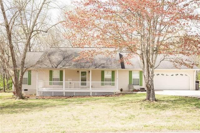 1007 Jody Drive, Seneca, SC 29678 (#20237823) :: Expert Real Estate Team