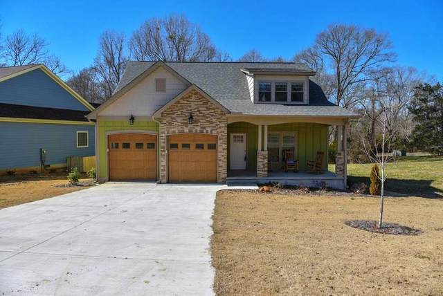 104 Champion Green, Greenwood, SC 29649 (MLS #20237824) :: Les Walden Real Estate