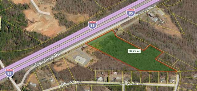 00 Frontage Rd Road, Anderson, SC 29621 (MLS #20237827) :: The Powell Group