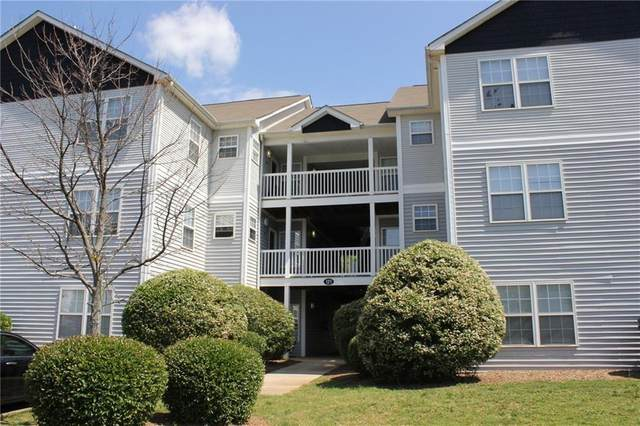 121H University Village Drive, Central, SC 29630 (MLS #20237850) :: The Powell Group