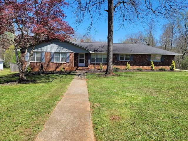 323 Ponce Deleon Drive, Anderson, SC 29621 (MLS #20237859) :: Lake Life Realty