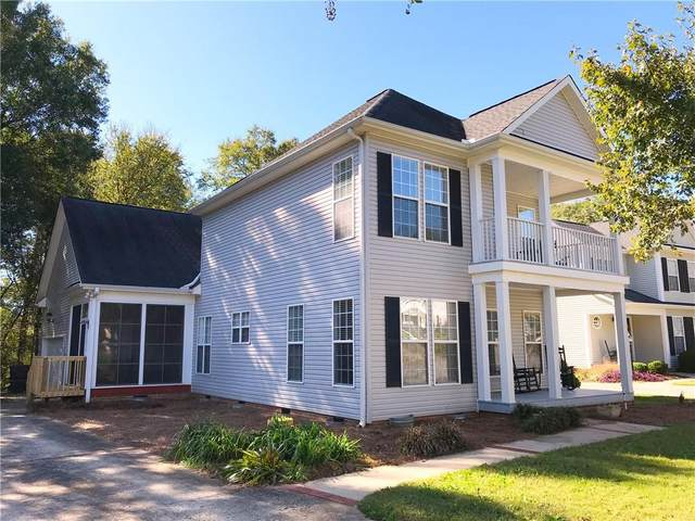 201 Village Way, Pendleton, SC 29670 (MLS #20237874) :: The Powell Group