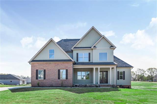 7 Stetson Drive, Anderson, SC 29621 (MLS #20237877) :: The Powell Group