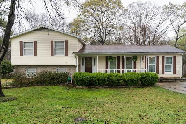 26 Tamwood Circle, Simpsonville, SC 29680 (MLS #20237886) :: The Powell Group