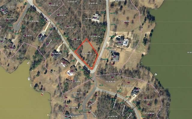 00 W Peninsula Drive, Laurens, SC 29360 (MLS #20237920) :: The Powell Group