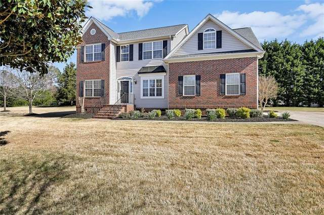 205 Andalusian Trail, Anderson, SC 29621 (MLS #20237973) :: Lake Life Realty