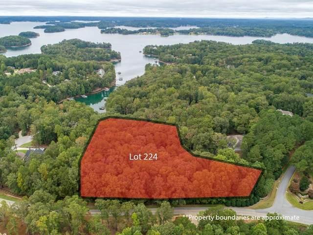00 Katelynn Lane, Seneca, SC 29672 (MLS #20237974) :: Tri-County Properties at KW Lake Region