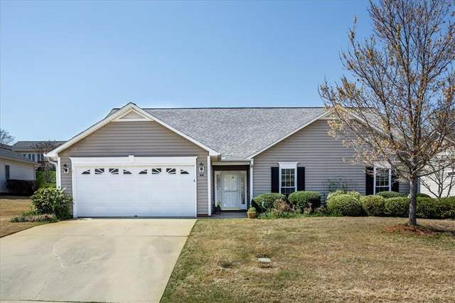 414 Milstead Way, Greenville, SC 29615 (MLS #20237980) :: Les Walden Real Estate