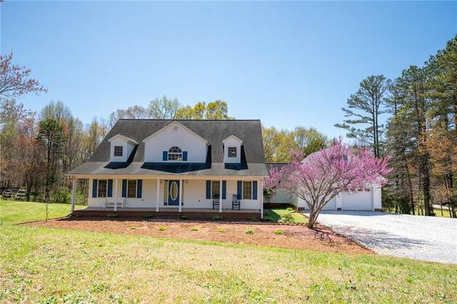 2233 Norris Highway, Central, SC 29630 (MLS #20237992) :: The Powell Group