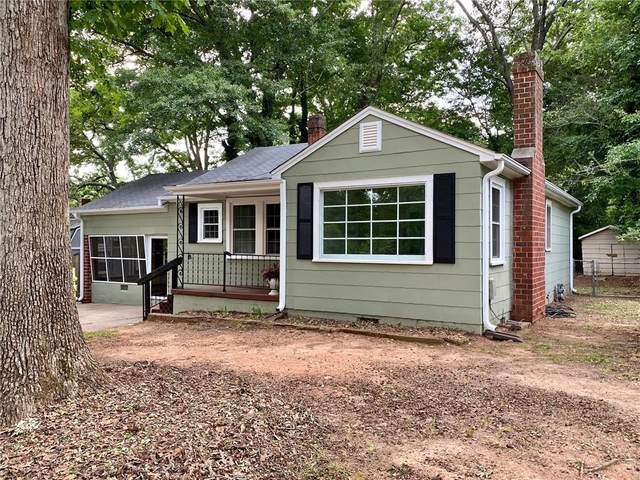 2205 Pope Drive, Anderson, SC 29625 (#20237998) :: Expert Real Estate Team