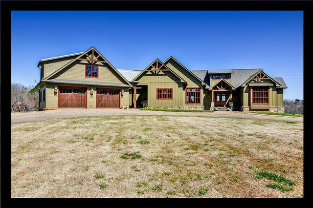 840 Ranch Road, Walhalla, SC 29691 (MLS #20238002) :: The Powell Group