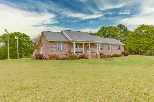 40 Lecroy Road, Honea Path, SC 29654 (MLS #20238014) :: The Powell Group