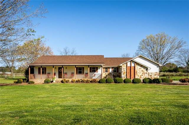 1015 Dickerson Road, Anderson, SC 29626 (MLS #20238064) :: The Powell Group