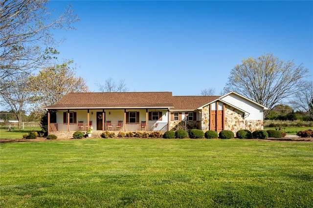 1015 Dickerson Road, Anderson, SC 29626 (MLS #20238064) :: Les Walden Real Estate