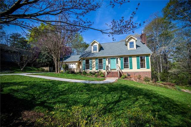 102 Camelot Road, Clemson, SC 29631 (MLS #20238087) :: Tri-County Properties at KW Lake Region