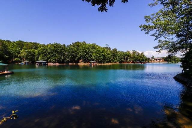 105 Reflection Court, Six Mile, SC 29682 (MLS #20238094) :: Lake Life Realty