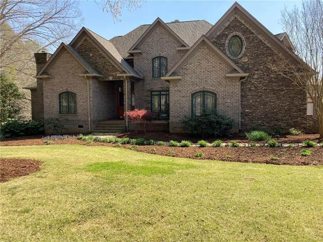 105 Chestnut Springs Way, Williamston, SC 29697 (MLS #20238106) :: The Powell Group