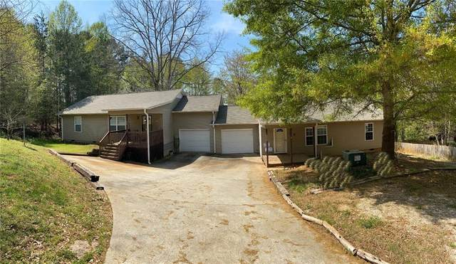 223 and 225 Orchard Lane, Seneca, SC 29672 (MLS #20238115) :: The Powell Group