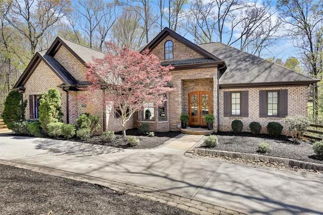 2058 Cleveland Street Extension, Greenville, SC 29607 (MLS #20238148) :: The Powell Group